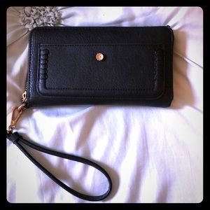 Lauren Conrad zip wallet